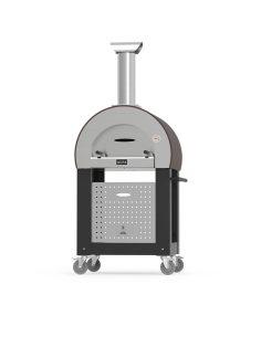 Alfa Forni - 5 Minuti Forno Pizza a Legna da Esterno per la Casa