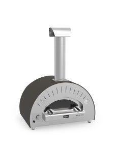 Alfa Forni - Dolce Vita Forno Pizza Ibrido a Legna e Gas da Esterno per la Casa