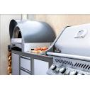 Alfa Forni - Domo Forno Pizza Ibrido a Legna e Gas da Esterno per la Casa
