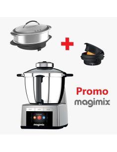 Magimix - Cook Expert Silver Promo Vaporiera + Spremiagrumi