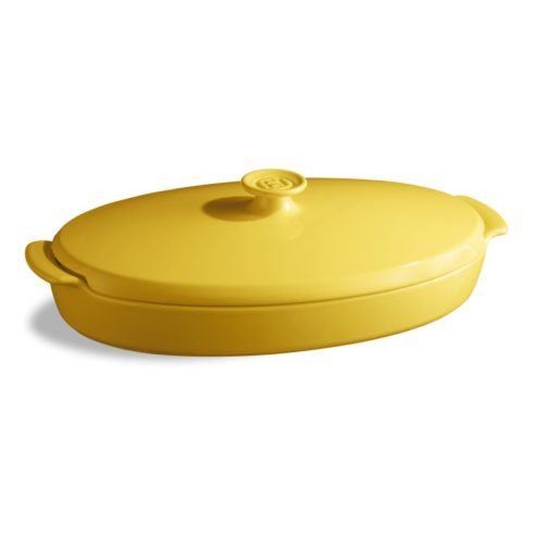 Emile Henry - Pentola Papillotes in ceramica jaune proven giallo