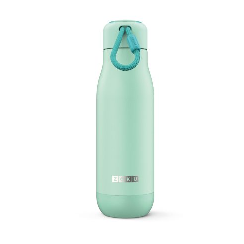 Zoku - Bottiglia termica in Acciaio Inox 18/8 verde 500 ml