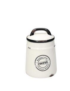 BARATTOLO CAFFE' DIAMETRO CM.12 LA CASA DI CAMPAGNA TOGNANA