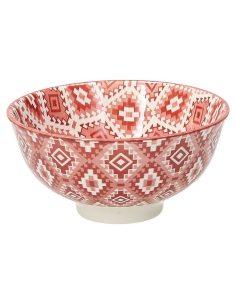 Tognana - Coppetta bolo in ceramica 12 cm linea ethnic