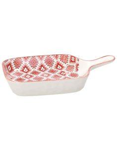 Tognana - Cocotte da portata in ceramica 22 cm linea ethnic