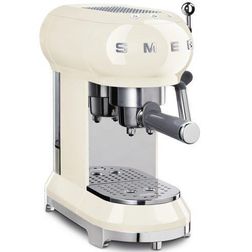 Macchina per il caffè Stile retrò anni '50 Estetico SMEG ECF01CREU