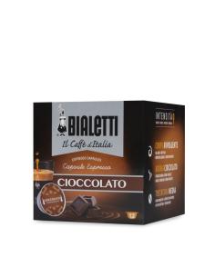BIALETTI BOX 12 CAPSULE CAFFE' CIOCCOLATO