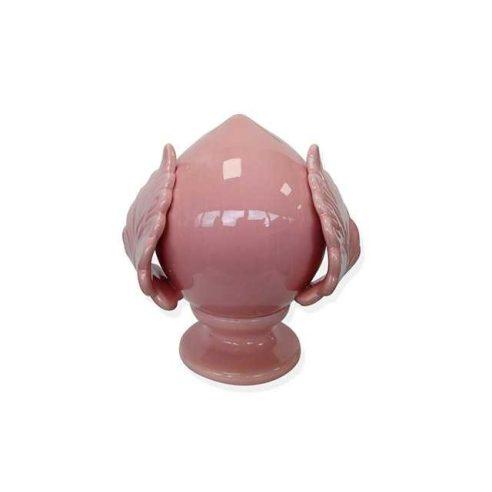 Pomo in Ceramica Portafortuna 10x10 cm