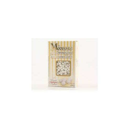 Crispo - Confetti Mimose Bianco 400gr