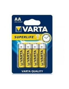 BATTERIE VARTA STILO LONG LIFE 4PZ